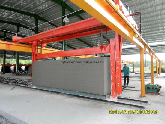 China Low Cost Autoclaved Aerated Concrete Block - AAC Block
