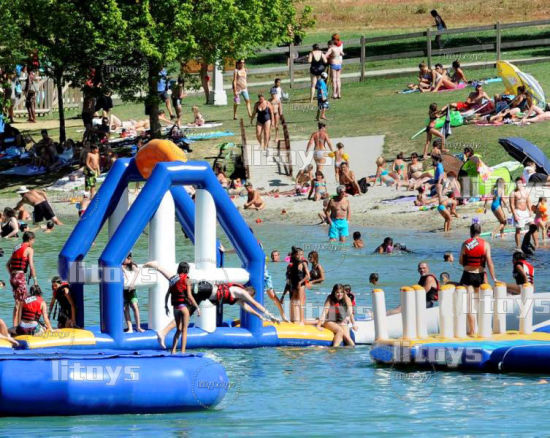 Giant PVC Inflatable Pool Inflatable Water Park for Sale pictures & photos