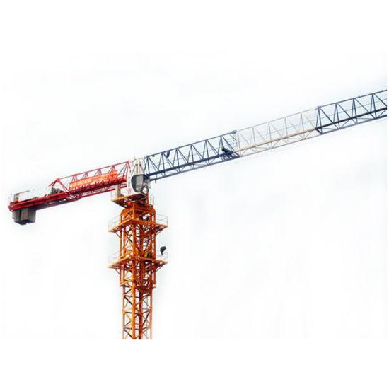 Topless Tower Crane Qtz130-10t Construction Tower Crane Price
