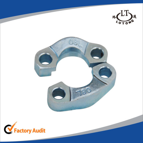 SAE 3000 Psi Hydraulic Pipe Fittings Flange pictures & photos