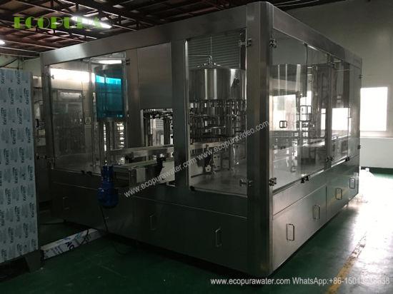 4.5L Bottled Water Filling Machine / 3-in-1 Bottling Machine
