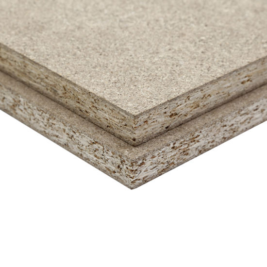 Building Material Melamine Particle Board for Cabinet pictures & photos