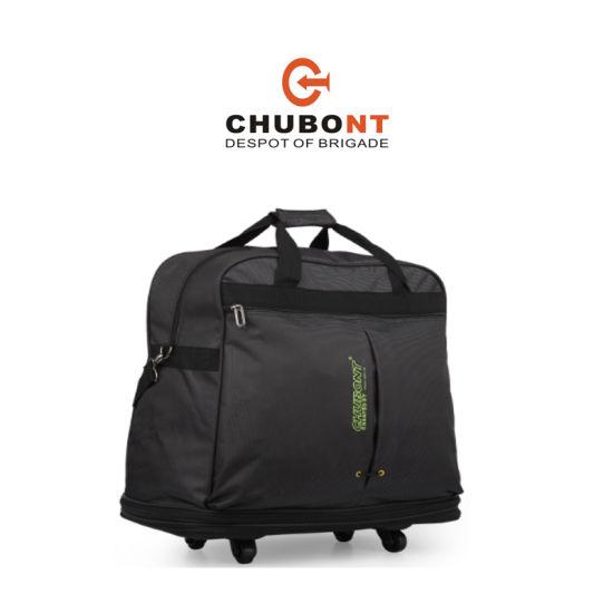 8f831d313f China Chubont Foldable and Expandable 5 Wheels Travel Handbag ...