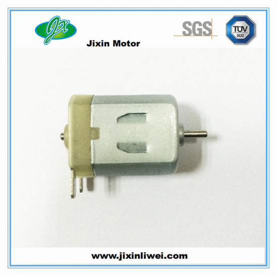 F130 Side Inserted DC Motor for Car Rearsight, Mirrors Electrical DC Motor, Bush Motor pictures & photos