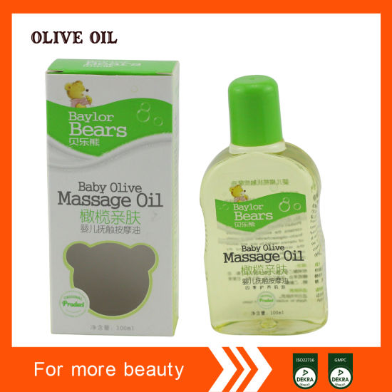 Baby Olive Massage Oil