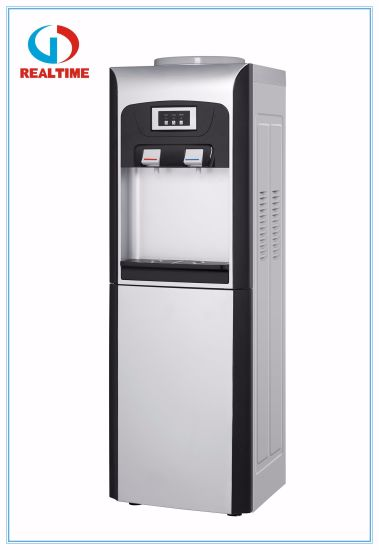 China Hot And Cold Compressor Cooling Water Dispenser With Fridge Rt 1138 China Water Dispenser And Water Cooler Price