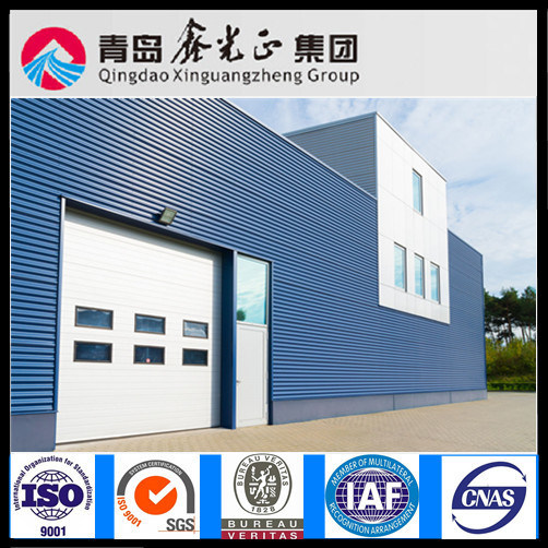 Cost Performance Steel Framed Warehouse (SS-72)
