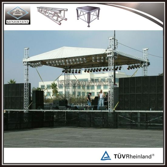 Cheap Aluminum Truss Roof System with Truss Tent
