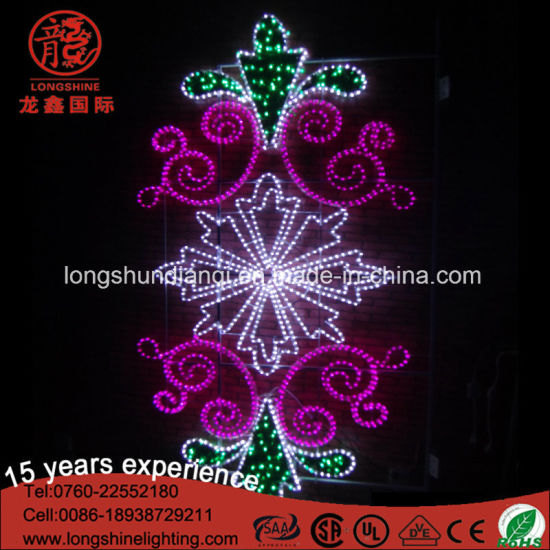 Outdoor LED 220V Waterproof Motif Street Fairy Lighting for Christmas pictures & photos