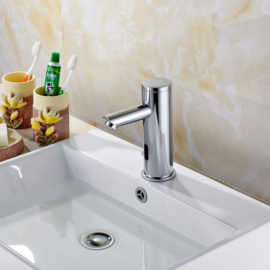 Sensor Faucet Automatic Inflrared Sensor Hand Touch Tap pictures & photos