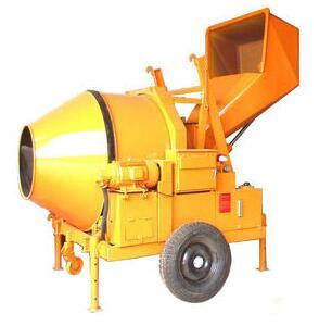 Shengya Brand Jzc350 Electric Self-Loading Concrete Mixer in Africa pictures & photos