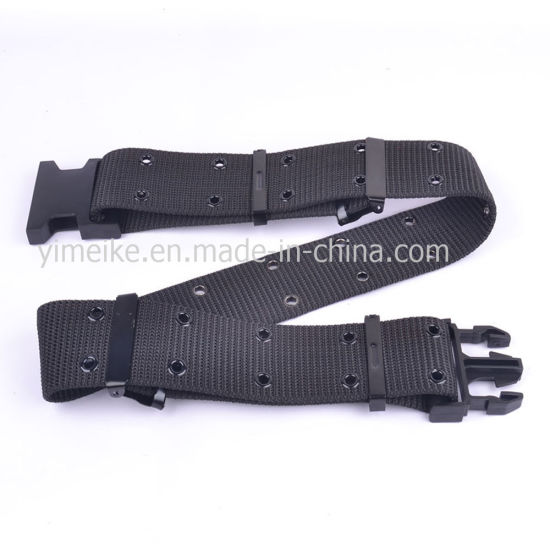 Wholesales Outdoor Military Duty Tactical Belt Webbing Army Men Belts