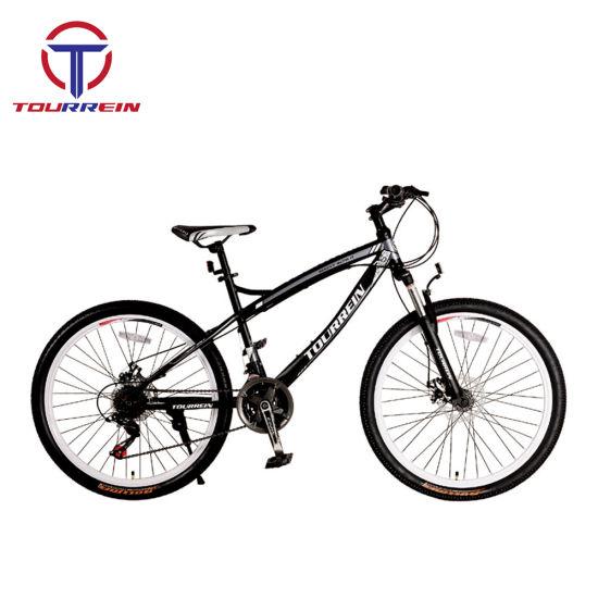 2018 New Designed Bicicletas Alloy Suspension Fork Mountain Bike