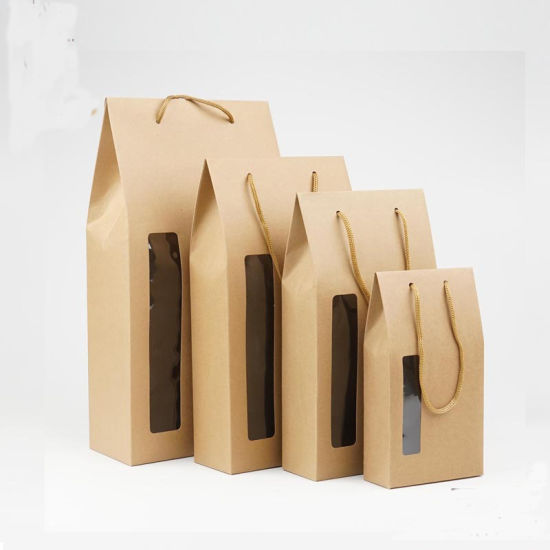 Wholesale Customized Kraft Paper Tea Bags Packaging Box Paper pictures & photos