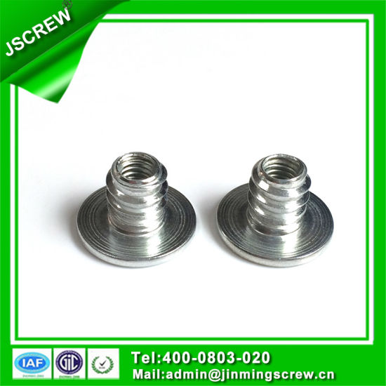 Metal Furniture M5 Wood Insert Nut pictures & photos