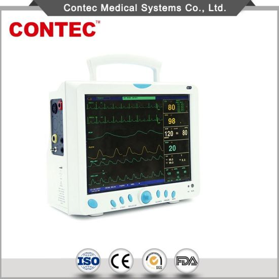 Clinic ICU Multipara Patient Monitor