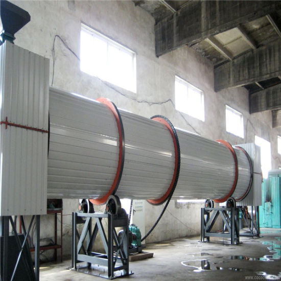 Reasonable Price Industrial Rotary Dryer for Sawdust Wood Chips pictures & photos