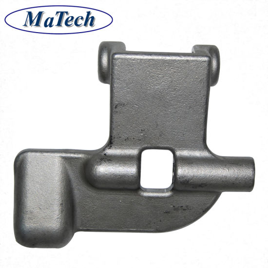 Foundry Casting Stainless Steel Square Pipe Mounting Bracket