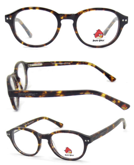 Custom Promotional Optical Glasses Acetate New Model Optical Frame Acetate
