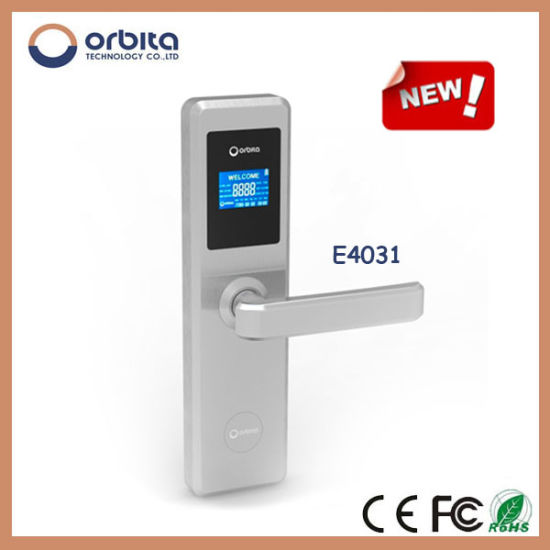 Orbita Popular Type Laptop Safe for Hotel with Keys pictures & photos