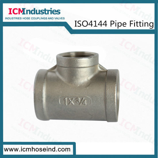 150lb Stainless Steel Screw Pipe Fitting