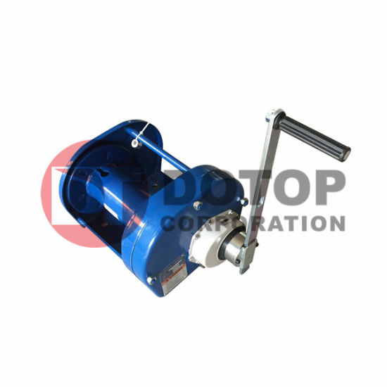 China Hand Tractor Winch Portable Ratchet Strap - China
