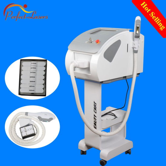 Portable Diode Laser Hair Removal Machine IPL E Light Hair Removal
