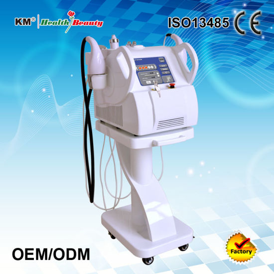 Monopolar Bipolar Tripolar Radiofrequency RF Skin Tightening Machine