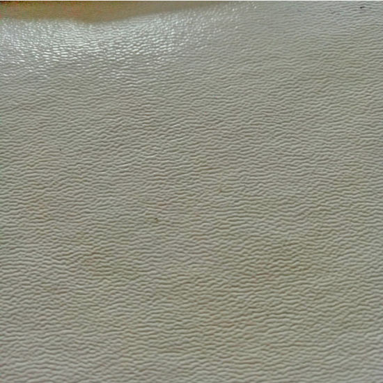PVC Leather Cloth Synthetic Leather for Making Ladies Shoes with Good Price