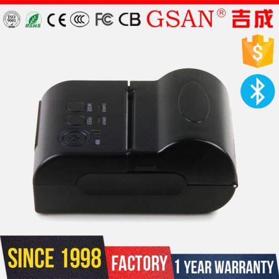 China Kitchen Receipt Printer POS Bluetooth Printer