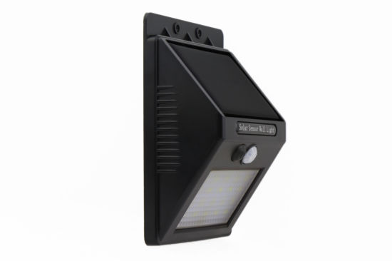20LED Triangle Solar Wall Light pictures & photos