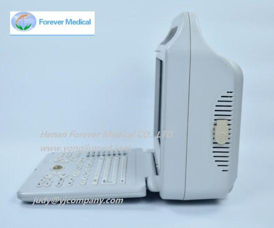 China Supply Laptop Animal Used Black White Ultrasound System