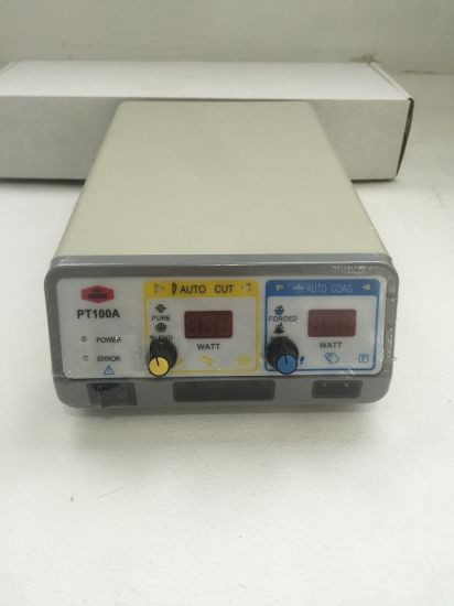 PT100A High Frequency Electrosurgical Unit pictures & photos