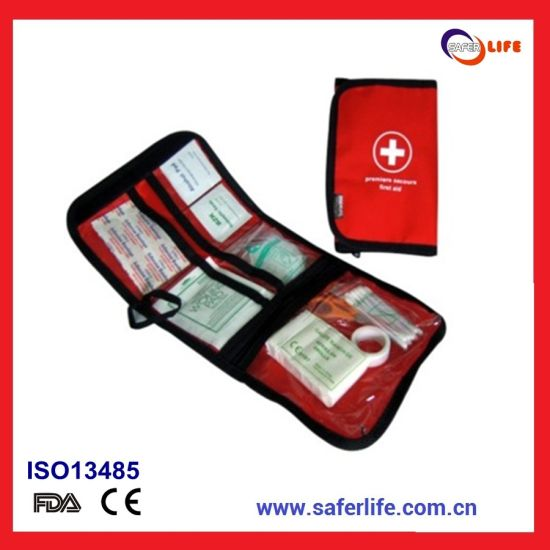 2020 Wholesale Promotional Mini Portable Pocket Outdoor Golf Micro Plaster Medical Emergency Suit Gift Kit Bag