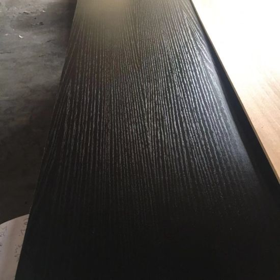 Melamine Paper Faced on Plywood for Furniture Use