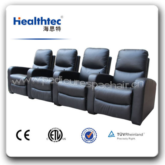 Lazy Boy Used Home Theater Sofa B039