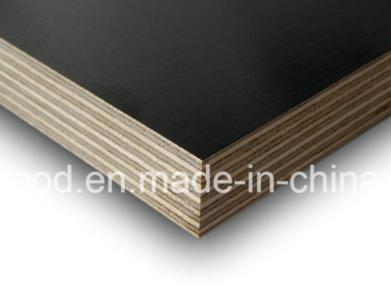 China Hardwood Construction Film Faced Plywood Lowes - China