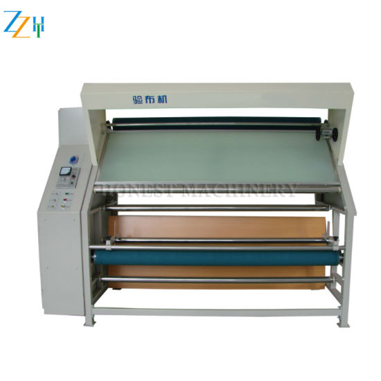 Factory Direct Sale Fabric Winding Machine/ Fabric Inspection Machine pictures & photos