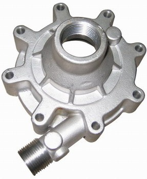 OEM Investment Casting for Metal Parts in Carbon Steel / Aluminum pictures & photos