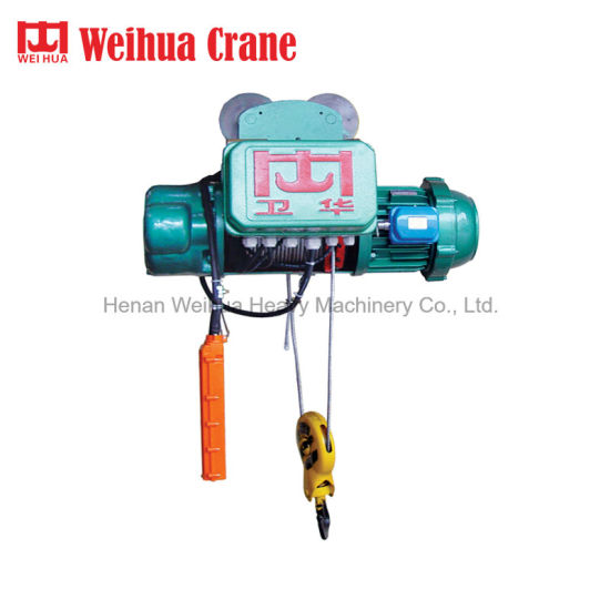 MD Type 20t Electric Wire Rope Hoist pictures & photos