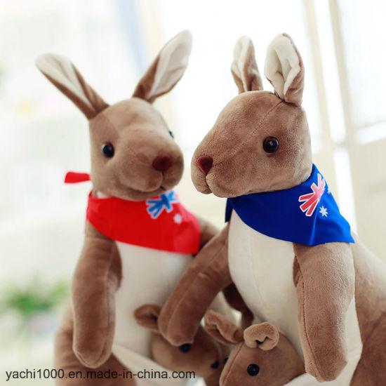 Soft Stuffed Plush Kangraoo Toy
