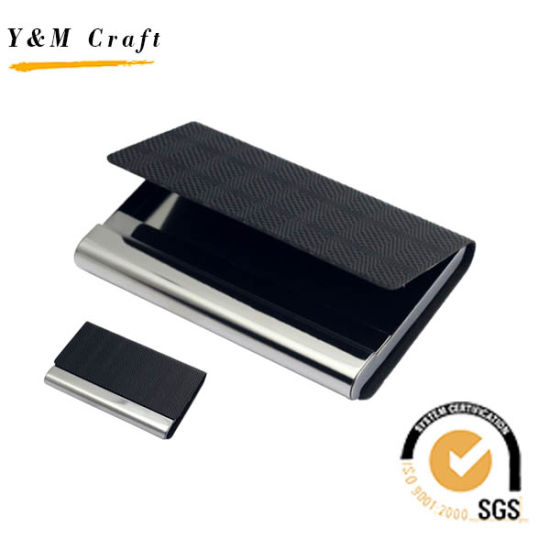 Luxury Leather Business Cardholder for Gift pictures & photos