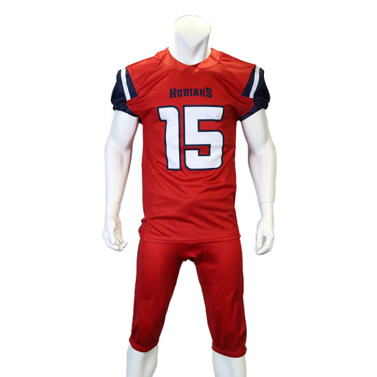 509ece1c01c Cheap Full Sublimation 100%Polyester Custom High Quality American Football  Jersey Uniforms pictures & photos
