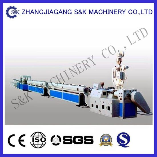 High Quality PPR Pipe Making Line PPR Pipe Extruding Machine with Ce Certification pictures & photos