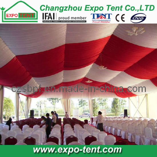 Outdoor Huge Party Tent with Decorations pictures & photos