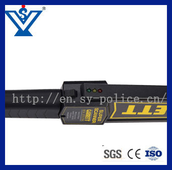High Quality Super Scanner Hand Held Metal Detector (SYTCQ-07) pictures & photos