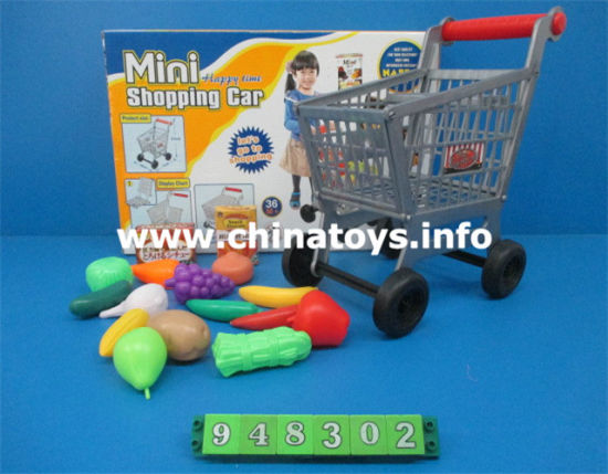 Cheap Educational Toys : China promotional gift cheap new shopping toys with food 948302