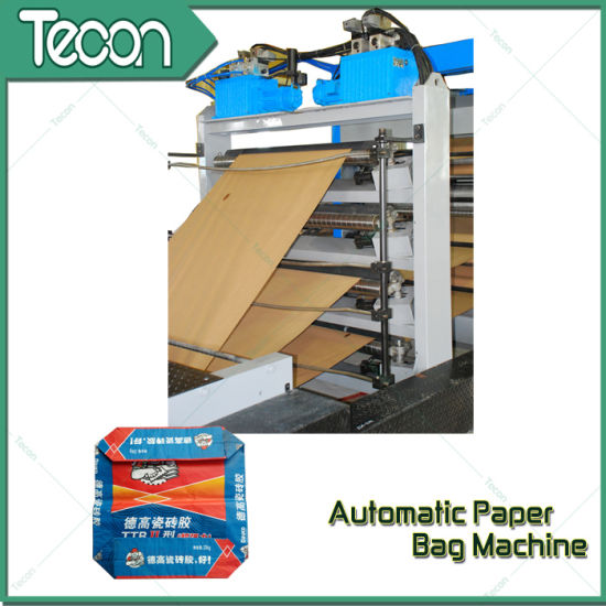 High-Speed Multi-Layer Valve Paper Bag Production Line pictures & photos