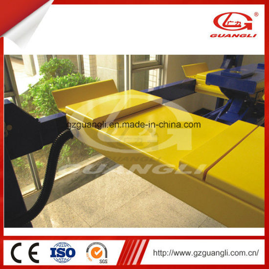 China Manufacturer Ce Durable Maintenance Equipment Used 4 Post Car Lift for Sale pictures & photos