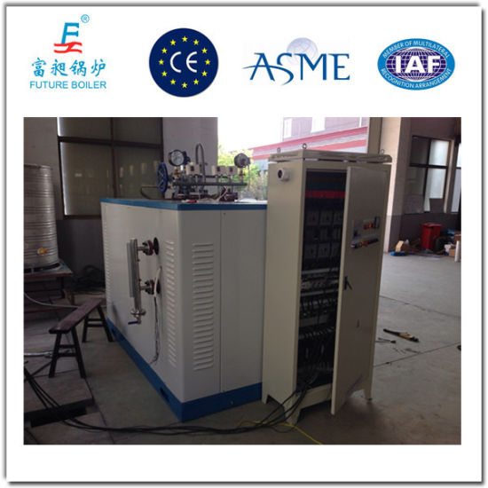 China High-Efficiency Energy-Saving Horizontal Electric Steam Boiler ...
